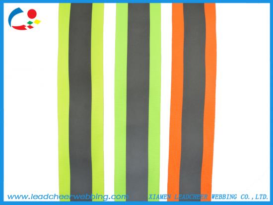 Oxford fabric backing reflective straps